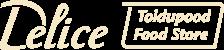 Delice Toidupood Logo