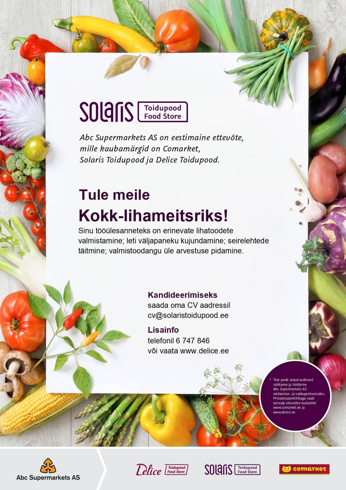 Kokk-klihameister